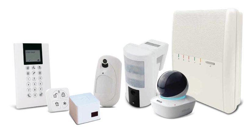 sistemas de alarma en Gandía