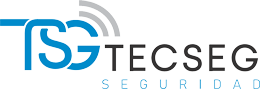 Alarmas Tecseg Seguridad Logo
